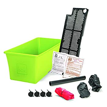 EarthBox Organic Ready-to-Grow Garden Kit, Margarita