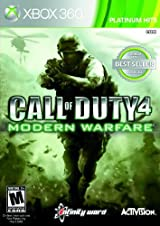 Call of Duty 4: Modern WarefareXbox 360