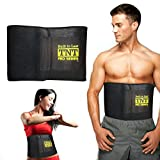 TNT Waist Trimmer Weight Loss Ab Belt - Stomach Wrap and Waist Trainer