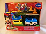 Fisher-Price Police Donald and Goofy's Rescue Mission Set