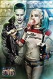 ポスター スーサイド・スクワッド Joker and Harley Quinn 2322