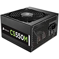 Corsair CS Series 550 Watt 80 Plus Gold Modular Power Supply