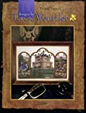 img - for Fantasy Triptych (Cross Stitch) (Item #2286) book / textbook / text book
