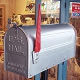 メールボックス(シルバー)
