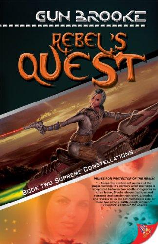 Gun Brooke - Rebel's Quest (Supreme Constellations Book 2)