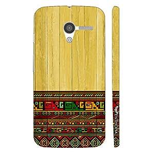 Motorola Moto X Aztec from Greece designer mobile hard shell case by Enthopia