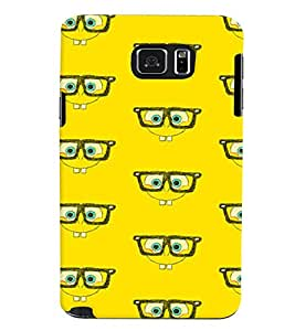 GADGET LOOKS PRINTED BACK COVER FOR Samsung Galaxy Note 5 MULTICOLOR