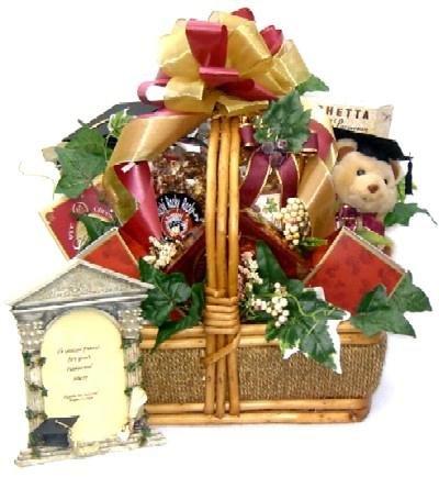 Congrats Grad (Large): Graduation Gift Basket
