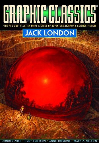 Jack London - Graphic Classics: Jack London: Graphic Classics Volume 5