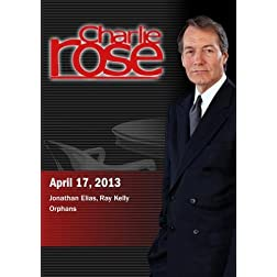 Charlie Rose - Jonathan Elias, Ray Kelly; Orphans (April 17, 2013)
