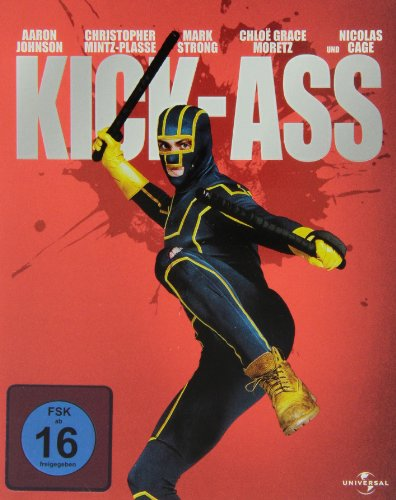 Kick-Ass - Steelbook [Blu-ray]