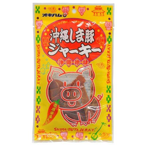 沖縄しま豚ジャーキー 25g