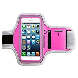 Gear Beast Deluxe Sports Armband for Apple iPhone 5 & iPhone 5s & iPhone 5c & iPod Touch [5th Gen] & Apple iPhone...