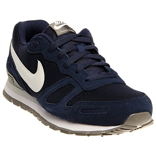Nike Air Waffle Trainer Sneaker akuelle Farben, Farbe:blau/weiß/grau;Schuhgröße:EUR 47.5