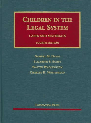 Davis, Scott, Wadlington and Whitebread's Children in the...