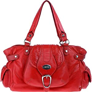 Hidesign Ganga -01 Leather handbag