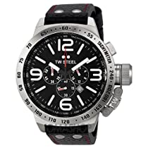 TW Steel XXL Chronograph Black Dial Mens Watch TW11R