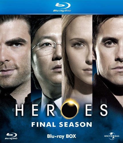 HEROES final / season's Blu-ray BOX [Blu-ray]