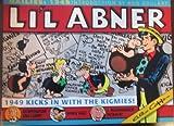 Li'l Abner: Dailies, Vol. 15: 1949 (0878161279) by Capp, Al