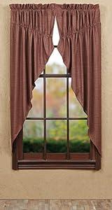 Bancroft Gathered Prairie Curtains