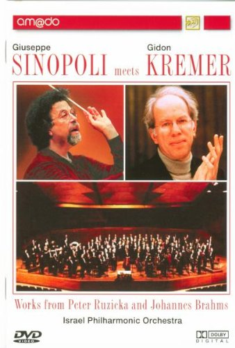 Giuseppe Sinopoli Meets Gidon Kremer: Works from Peter Ruzicka and Johannes Brahms [DVD] [US Import]