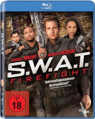 S.W.A.T. - Firefight [Blu-ray]