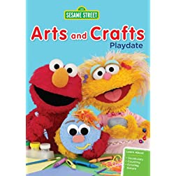 Sesame Street: Arts & Crafts Playdate