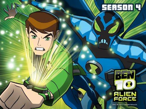 бен 10 смотреть все серии 5 сезон: