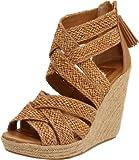 DV by Dolce Vita Women's Tulle Wedge Sandal