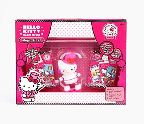 Hello Kitty Magic Robot Trick In Window Box (6 Pieces)