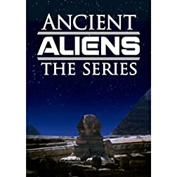 Ancient Aliens: Aliens And Temples Of Gold