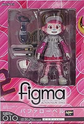 figma オリックス・バファローズ公式マスコット バファローベル (ノンスケールABS&PVC塗装済み可動フィギュア) ビジターver.