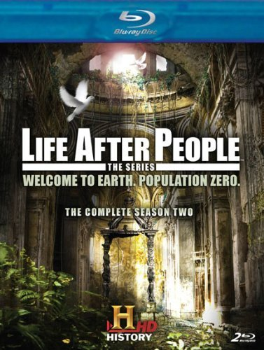 Life After People - Complete Season Two [Blu-ray]