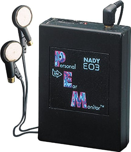Nady Wireless Receiver for E03 In-Ear Personal