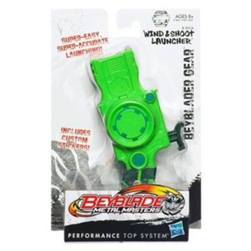Beyblades Metal Fusion Battle Gears Game (Style Varies) - 1