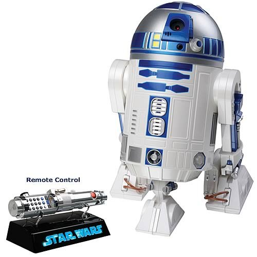 Robot From Star Wars front-42513