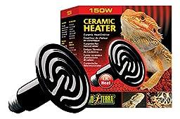 Exo Terra Ceramic Heater, 150-Watt/110-Volt