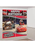 Disney Cars Scene Setter Wall Decorations Party Supplies
