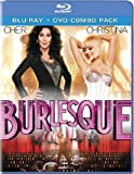 51s3796cp9L. SL160  Burlesque (Two Disc Blu ray/DVD Combo) Reviews
