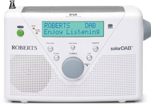 solarDABII portable (DAB+ / UKW / Solarradio