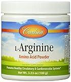 Carlson Labs L-Arginine Powder, 100g