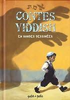 Contes yiddish en bandes dessinées