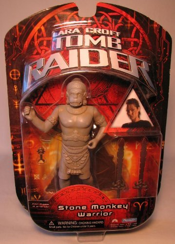 Lara Croft Tomb Raider - Stone Monkey Warrior