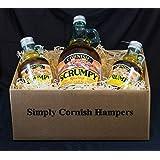 Simply Cornish Hampers Cornish Scrumpy Cider Gift Box