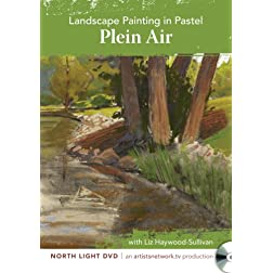 Landscape Painting in Pastel - Plein Air with Liz Haywood-Sullivan