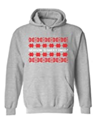 Festive Threads Christmas Greetings Sweatshirt