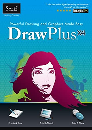 Serif DrawPlus X4 [Download] [OLD VERSION]