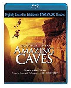 IMAX: Journey into Amazing Caves [Blu-ray]