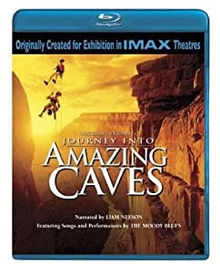 Journey Into Amazing Caves (Large Format)  (Bilingual) [Blu-ray]