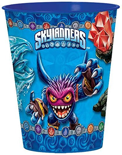 Skylanders 16oz Favor Cup (Each) - Party Supplies